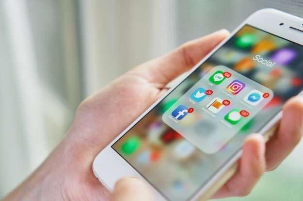 publicité réseau social