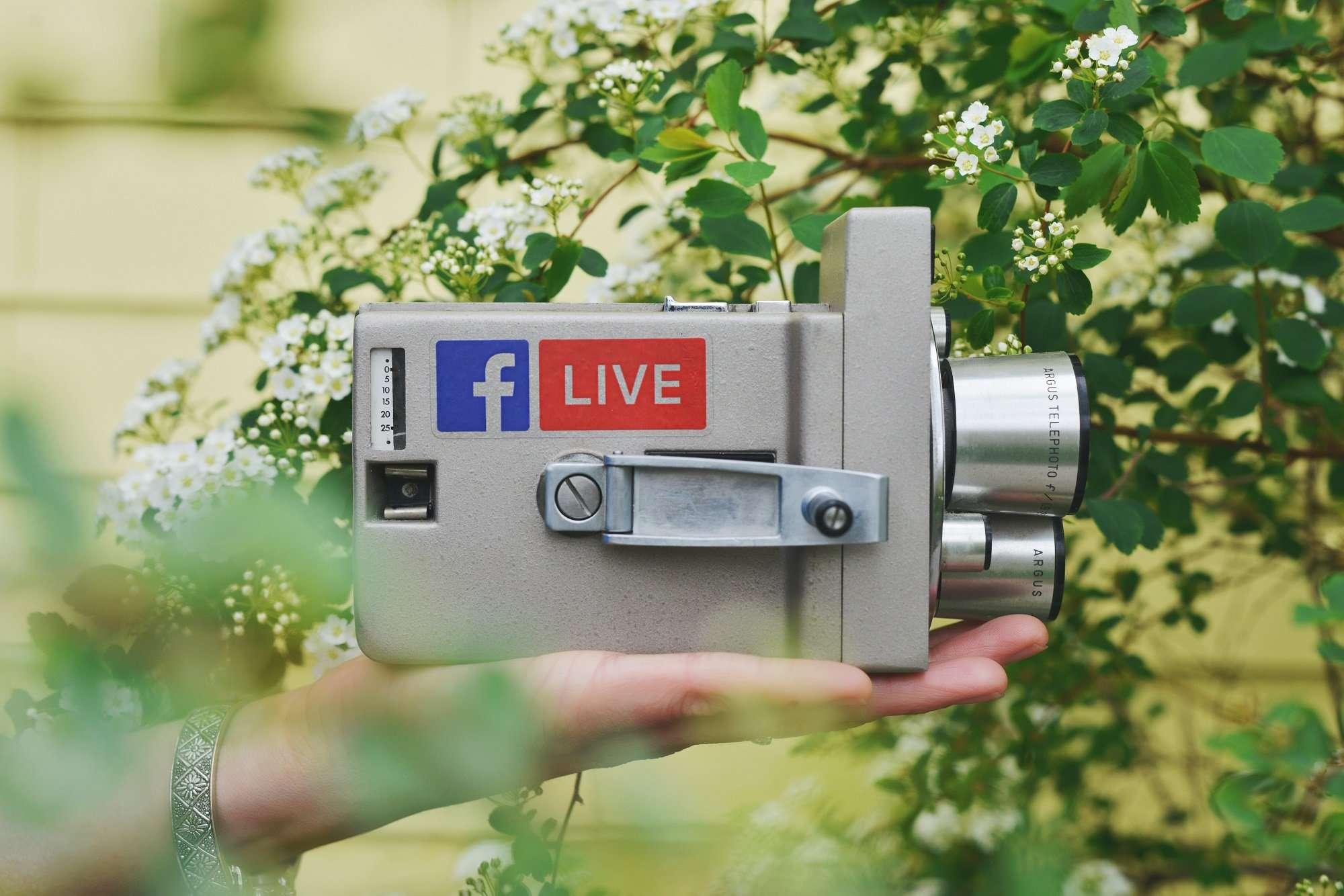 Vidéos en live sur Facebook et Instagram, les astuces