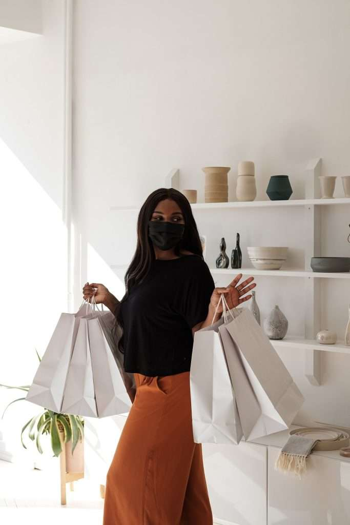 boutique et site web