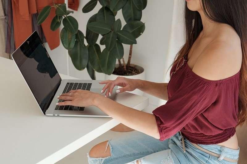 commerce sur internet - site web